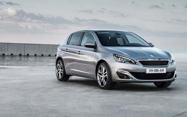 Peugeot 308 2013-2017