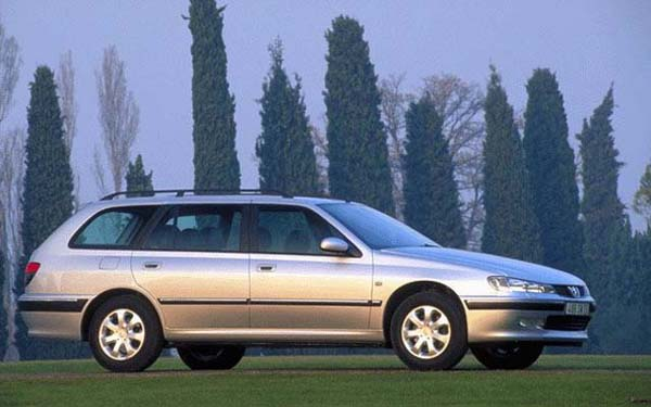 Peugeot 406 Break 1999-2003