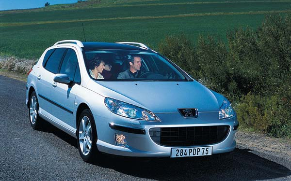 Peugeot 407 Break 2004-2008