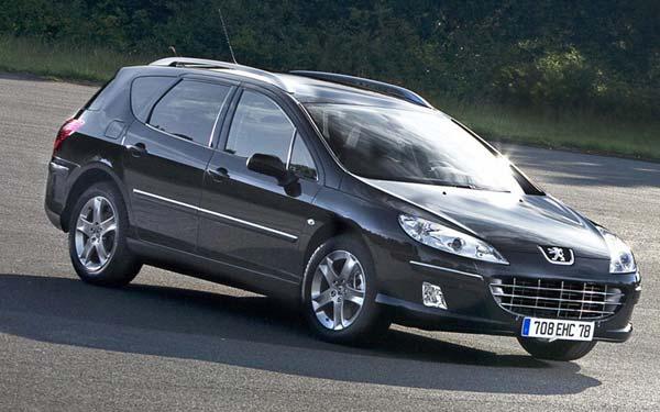 Peugeot 407 Break 2008-2010