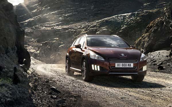 Peugeot 508 RXH 2012-2014