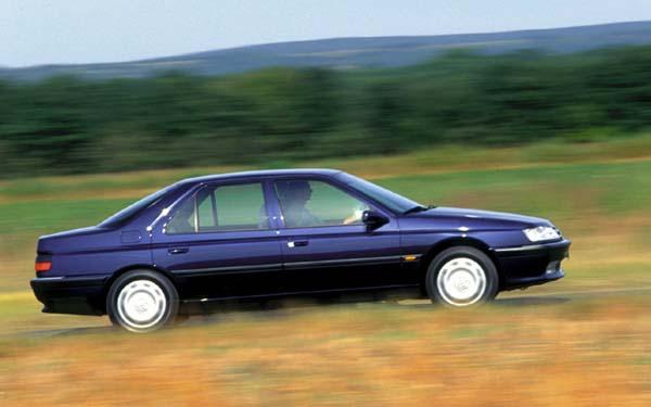 Peugeot 605 1989-1993