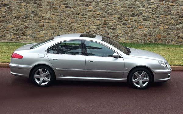 Peugeot 607 2004-2010