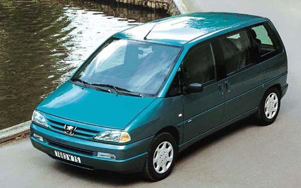 Peugeot 806 1994-2001
