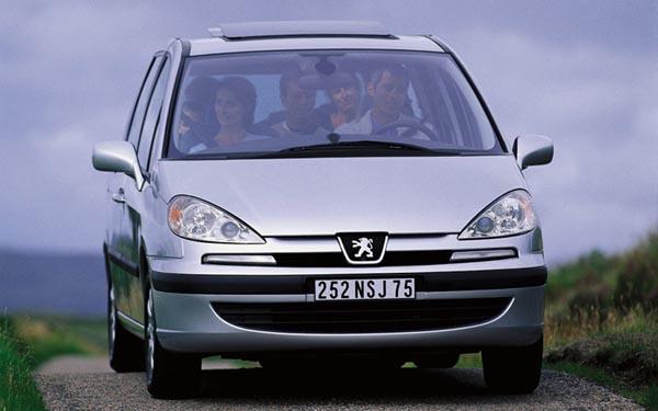 Peugeot 807 2002-2007
