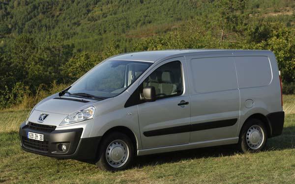 Peugeot Expert 2007-2013