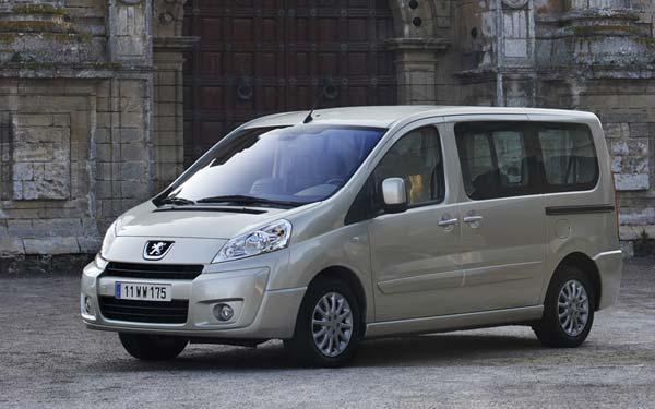 Peugeot Expert Tepee 2007-2013