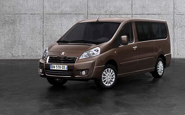Peugeot Expert Tepee Long 2013-2016