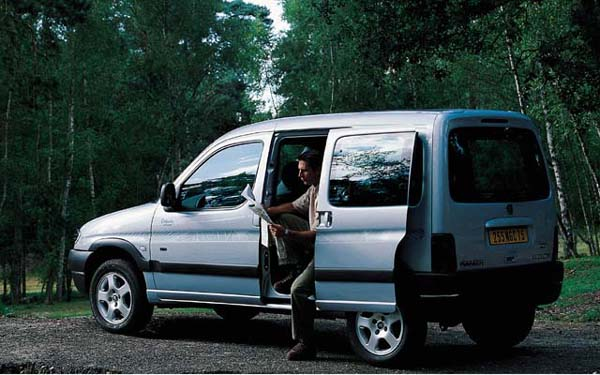Фото Peugeot Partner  (1996-2002)
