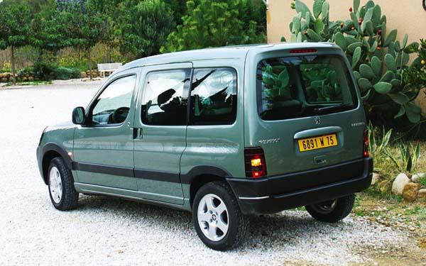 Peugeot Partner 2003-2008