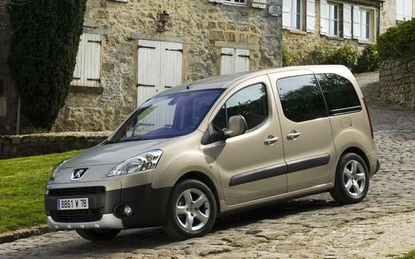 Peugeot Partner Tepee 2008-2012