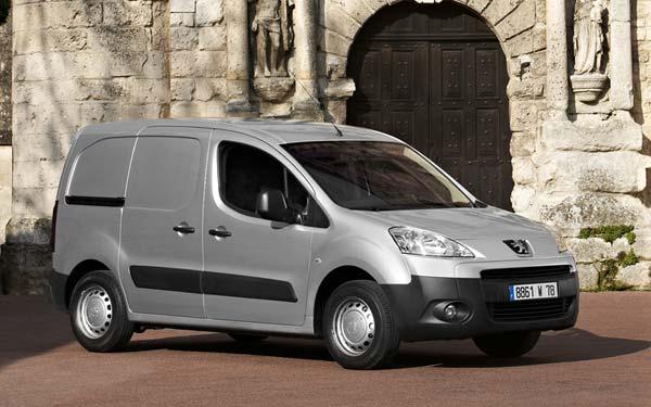 Peugeot Partner 2008-2015