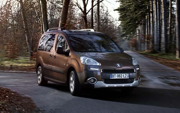 Peugeot Partner Tepee 2012-2015