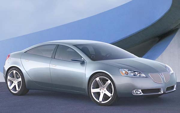 Pontiac G6 Concept