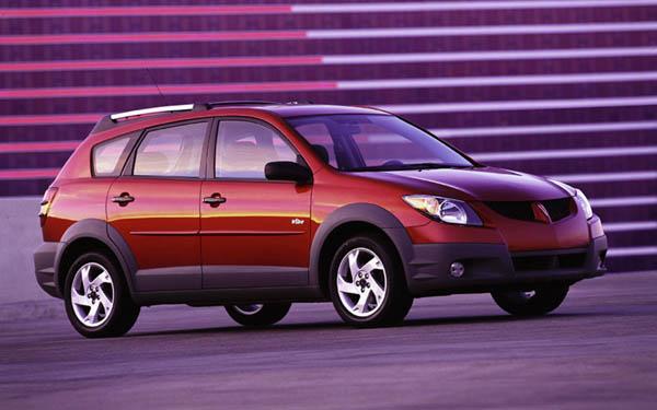 Pontiac Vibe 2002-2007