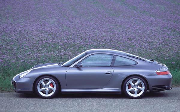 Фото Porsche 911  (1997-2003)