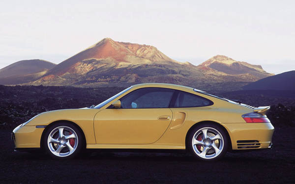 Porsche 911 Turbo 2000-2004