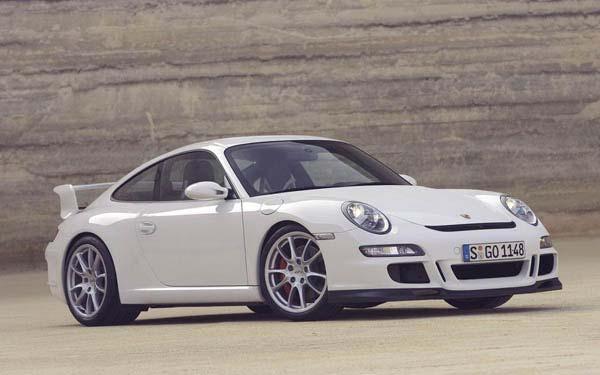 Porsche 911 GT3 2006-2008