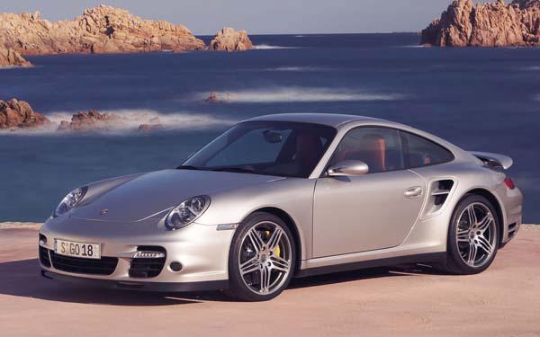 Porsche 911 Turbo 2006-2008