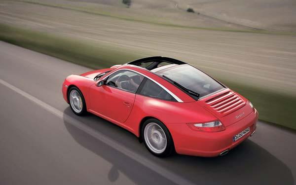 Porsche 911 Targa 2006-2008