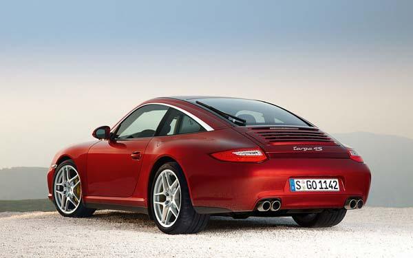 Porsche 911 Targa 2008-2011