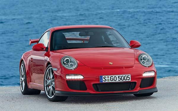 Porsche 911 GT3 2009-2011
