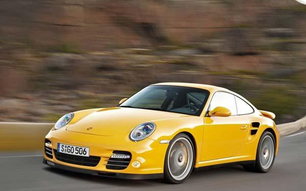 Porsche 911 Turbo 2009-2011