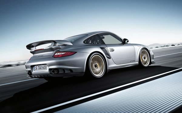 Porsche 911 GT2 RS 2010-2012