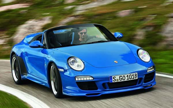 Porsche 911 Speedster 2010-2011