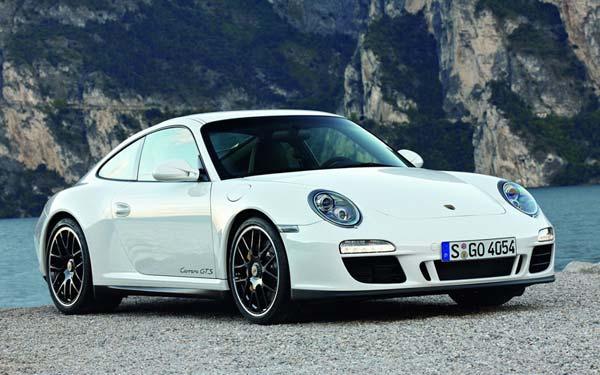 Porsche 911 GTS 2010-2011