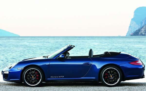 Porsche 911 GTS Cabrio 2010-2011