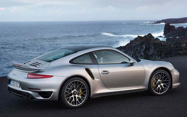 Porsche 911 Turbo 2013-2015