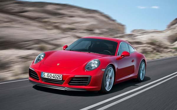Porsche 911 2015-2019