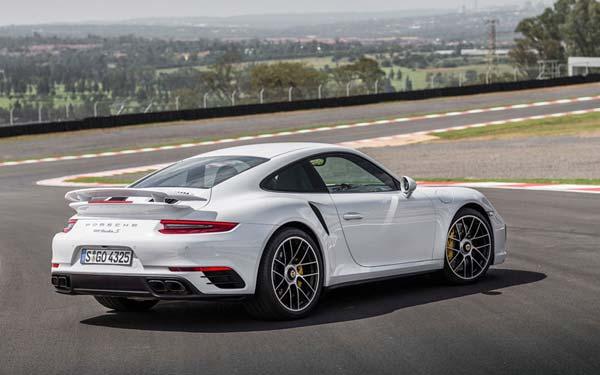 Porsche 911 Turbo 2015-2019
