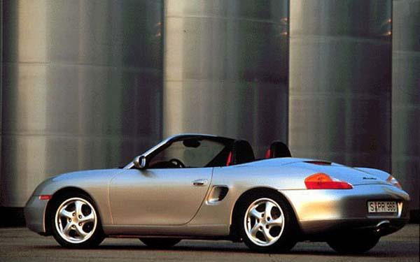 Porsche Boxster 1996-2004