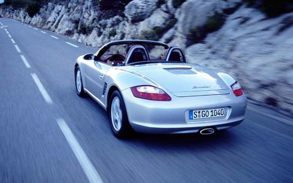 Porsche Boxster 2004-2008