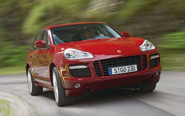 Porsche Cayenne GTS 2008-2010
