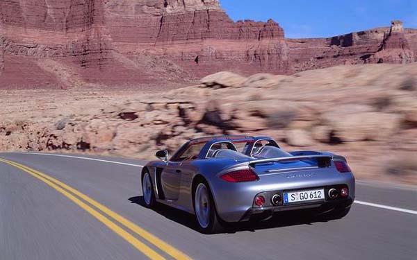 Porsche Carrera GT 2003-2006