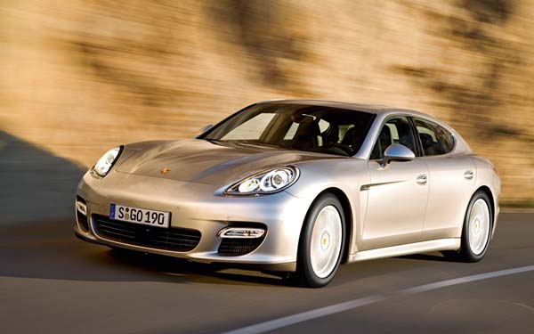 Porsche Panamera 2009-2013