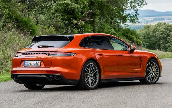 Porsche Panamera Sport Turismo 2020