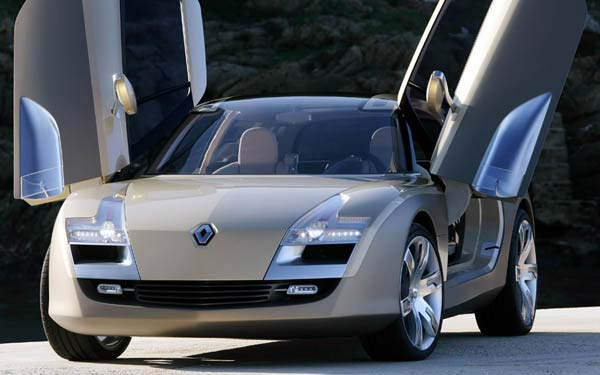 Фото Renault Altica