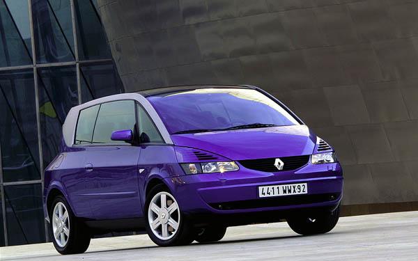 Renault Avantime 2000-2003