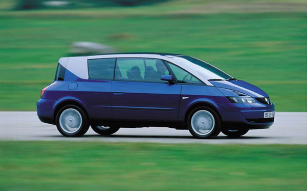 Фото Renault Avantime