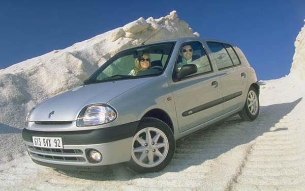 Фото Renault Clio  (1998-2001)