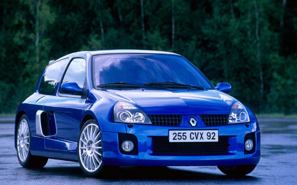 Renault Clio Sport 2003-2005