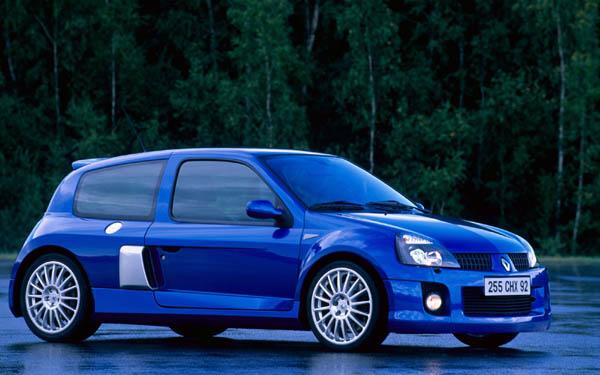 Фото Renault Clio Sport  (2003-2005)