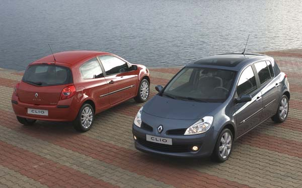 Renault Clio 2005-2009