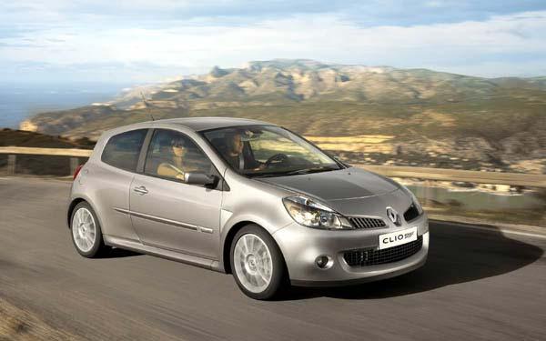 Фото Renault Clio Sport  (2006-2009)