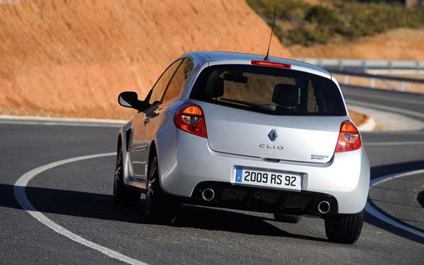 Renault Clio Sport 2009-2012