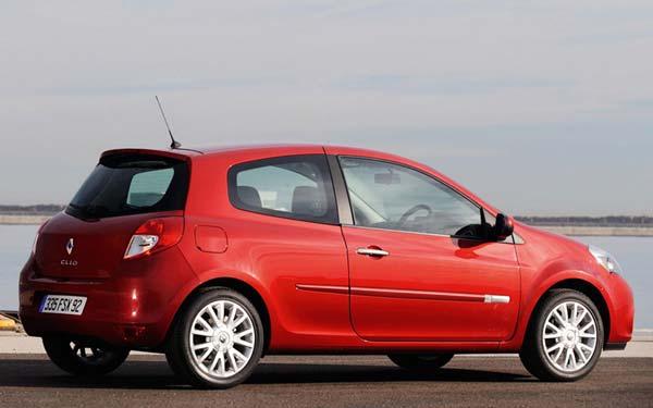 Renault Clio 3-Door 2009-2012